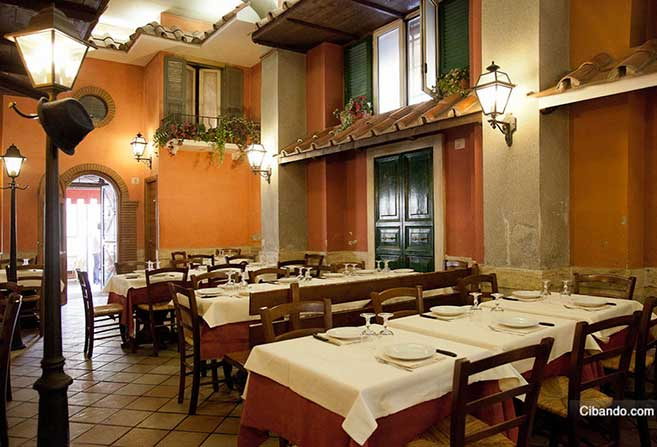 Pizzeria Li Rioni - Roma centro Colosseo - lirioni.it